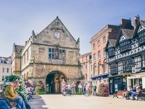 Bowbrook Meadows – Shrewsbury